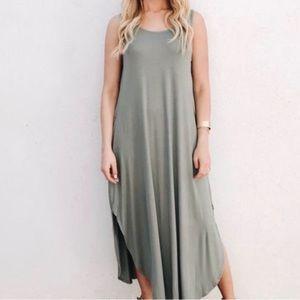 "Carly Jean Los Angeles ""Savannah"" Maxi Dress"